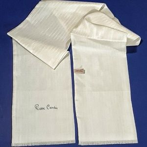 Pierre Cardin Vintage Silk Aviator Scarf